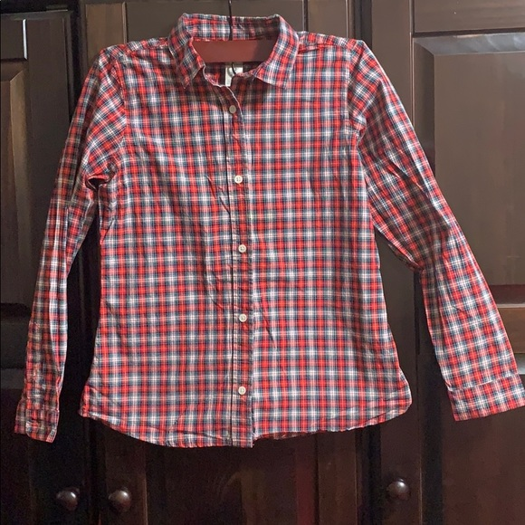 OshKosh B'gosh Other - Girls Plaid Button Down Shirt